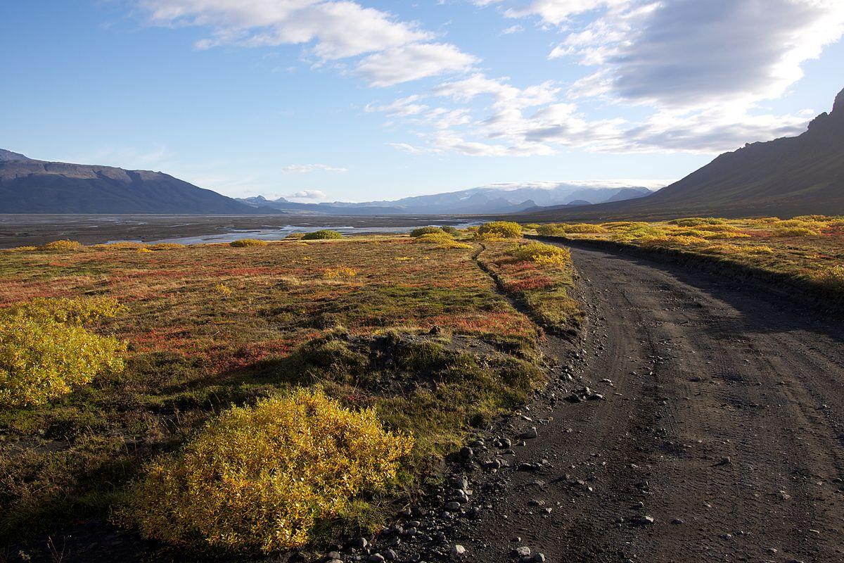 Thorsmörk Islande - GO Voyages