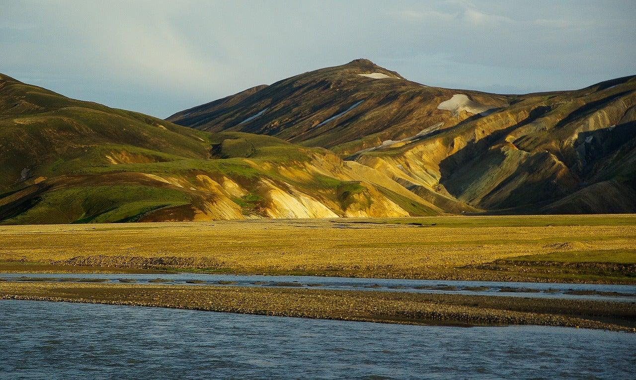 Landmannalaugar Islande - GO Voyages