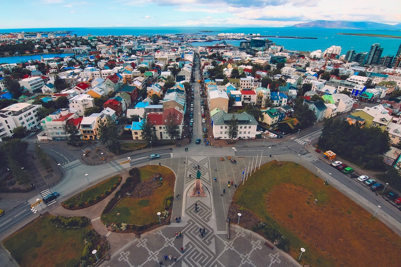 reykjavik Islande - Blog GO Voyages