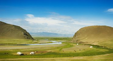 La Mongolie. Steppes, Nomades et Traditions