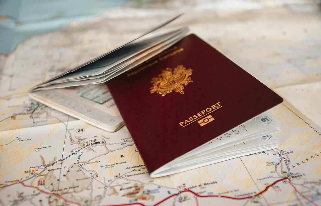 Demande de passeport - blog GO Voyages