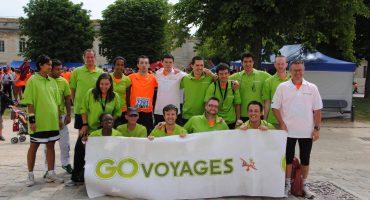 Go Voyages, leader dans la vente de billets d'avion