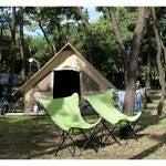 Tente camping Noirmoutiers