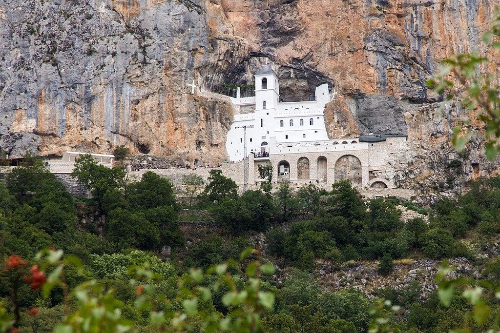 Monastère d'Ostrog GO Voyages