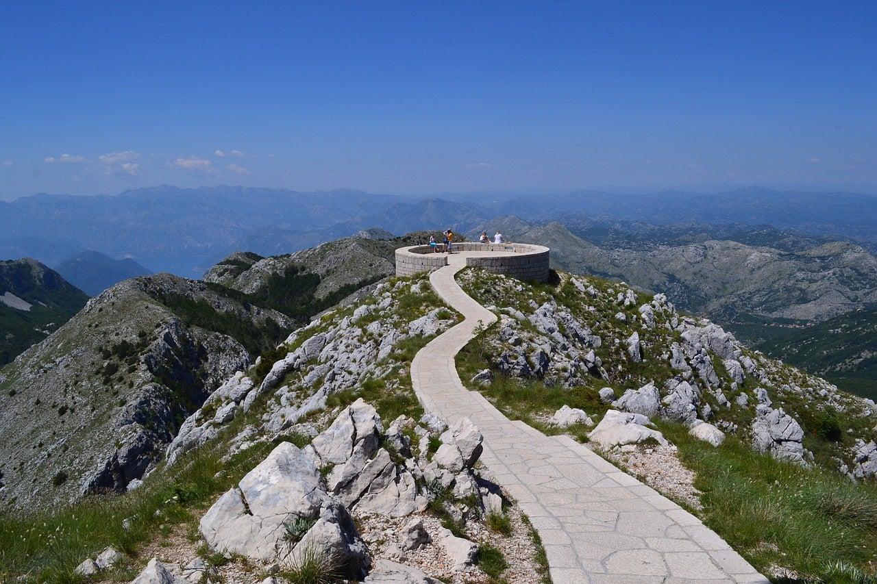 Mont Lovcéen Monténégro GO Voyages