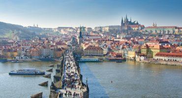 L'escapade à Prague d'Aurore une GO Voyageuse