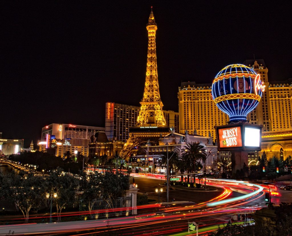 Las Vegas - blog GO Voyages