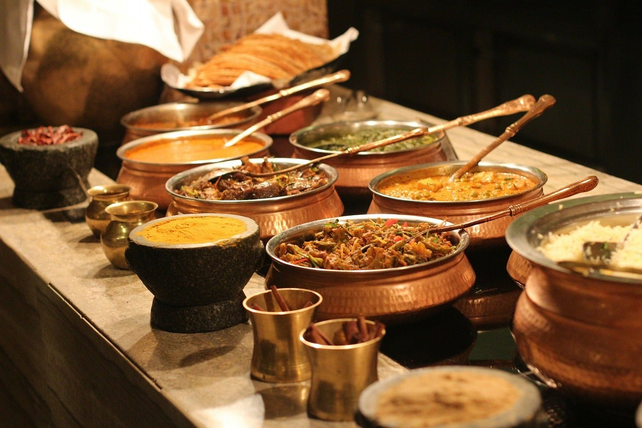 cuisine indienne - GO Voyages