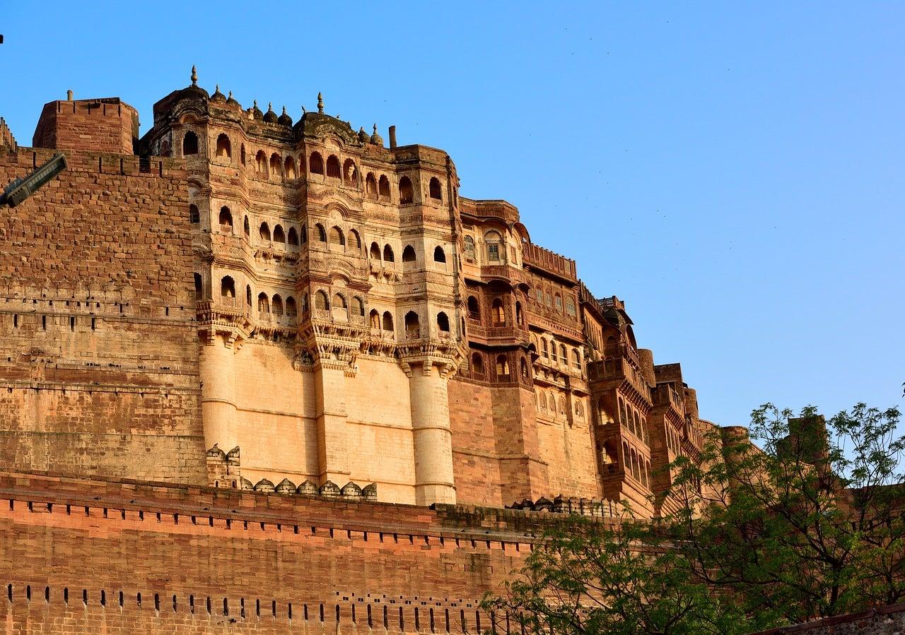 Fort de Mehrangarh Inde GO Voyages