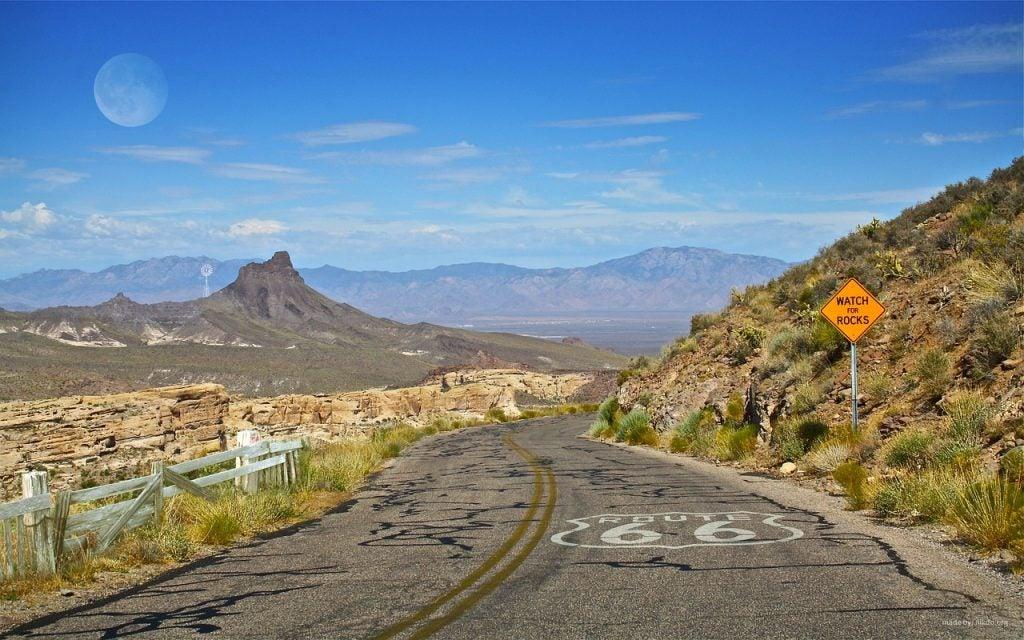 Route 66 - blog GO Voyages