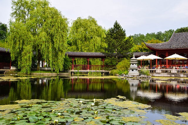 Gardens of the world Berlin GO Voyages
