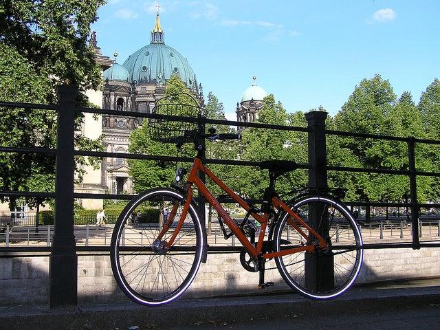 Berlin à vélo GO Voyages