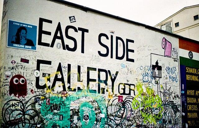 East side gallery Berlin GO Voyages