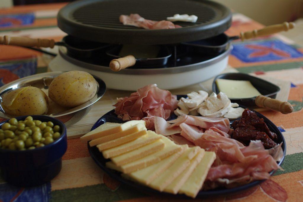 Raclette - blog GO Voyages
