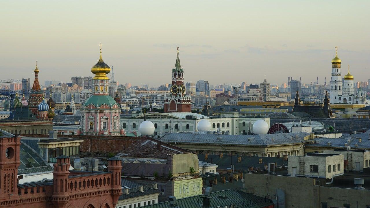 Kremlin - blog GO Voyages