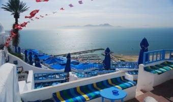 Le Café des Délices à Sidi Bou Said - Go Voyages
