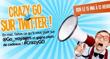 Crazy Go sur Twitter !