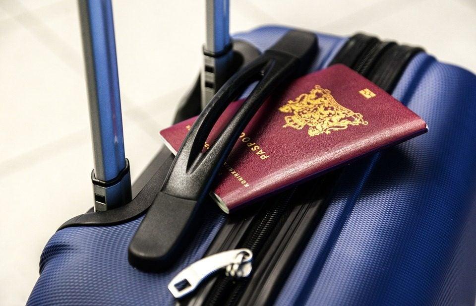 bagage et passeport GO Voyages