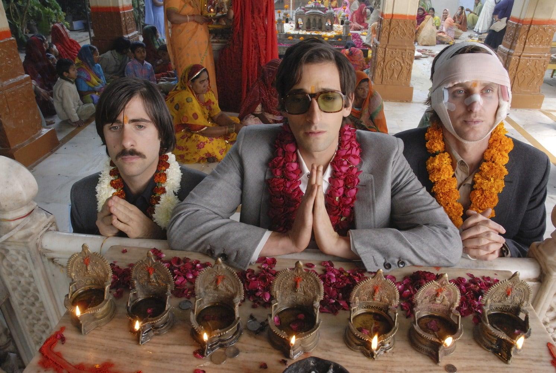 film the darjeeling limited - blog GO Voyages