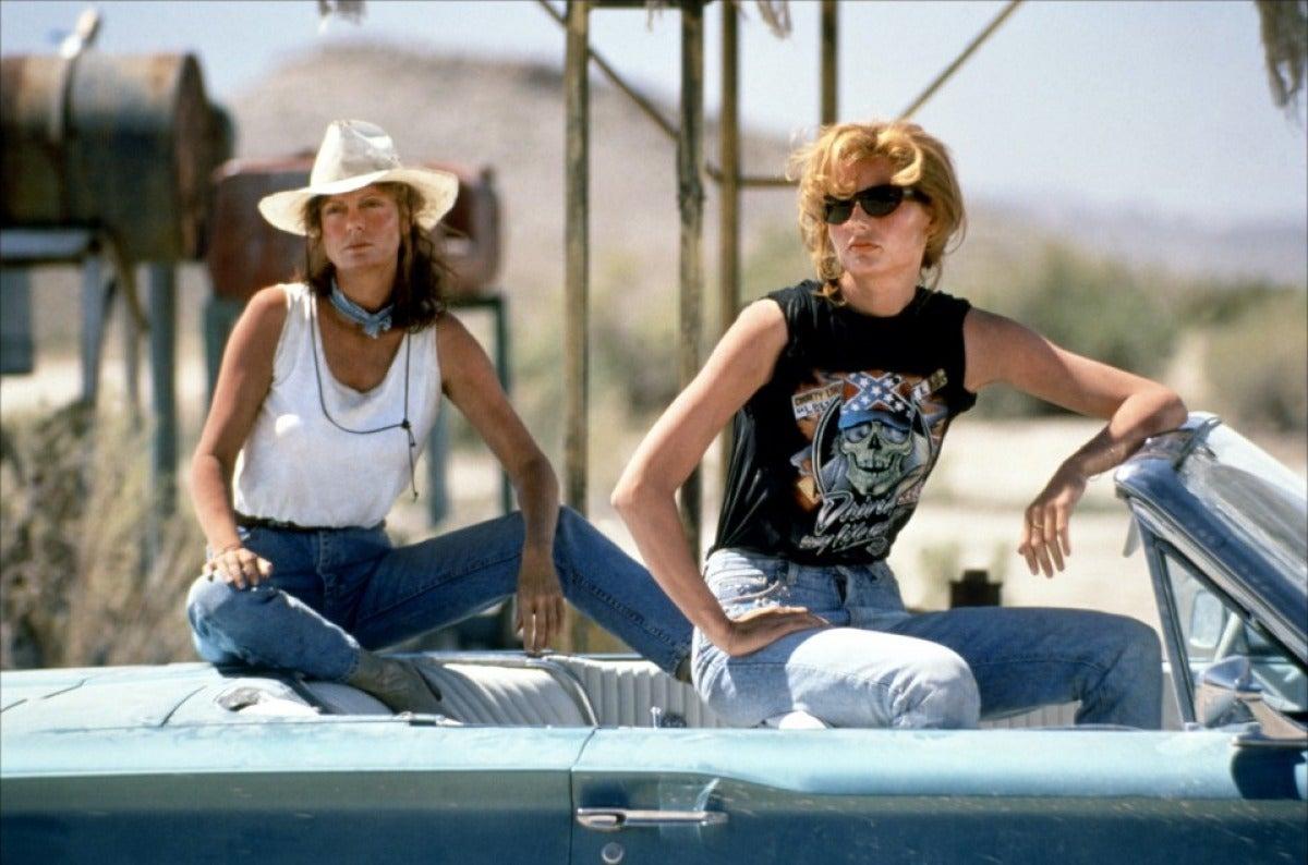 film Thelma et Louise - blog GO Voyages