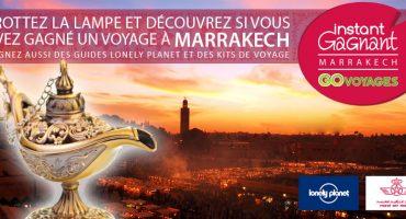 Les gagnants de notre Instant Gagnant Marrakech