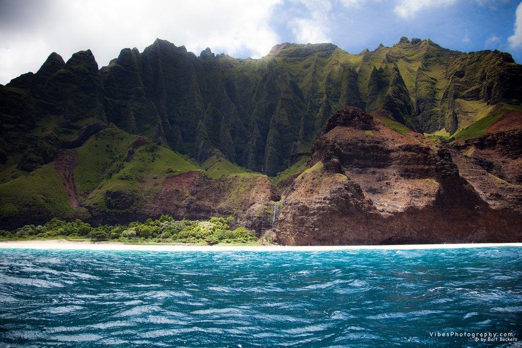 Plage de Hawaï