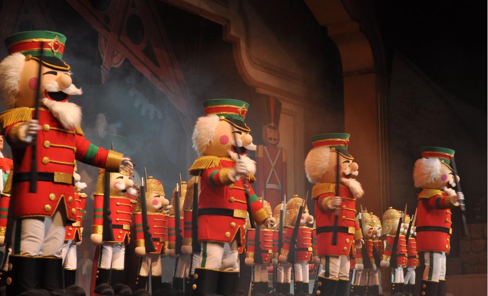 Animations au Dollywood Park