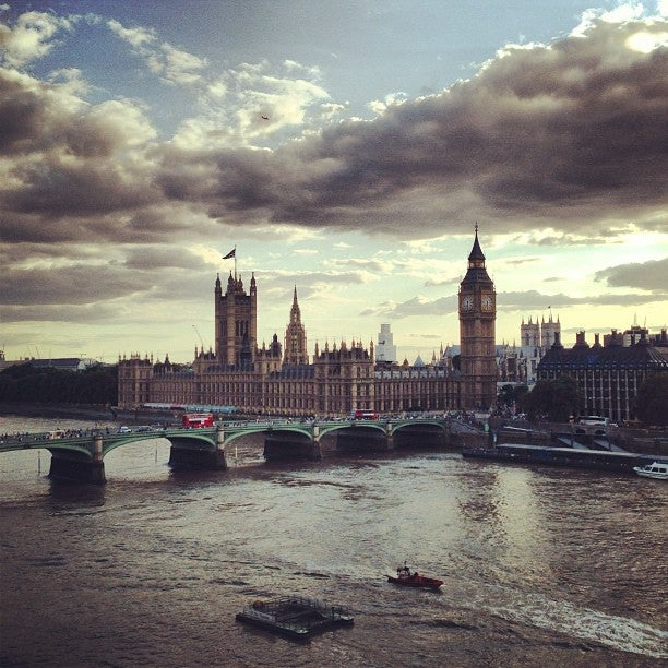 Alexandre, un Français à Londres