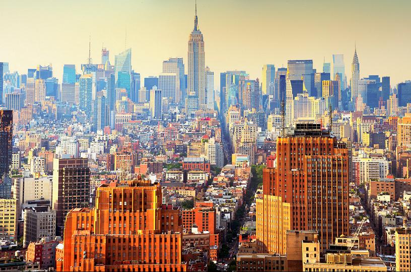 Skyline de NYC