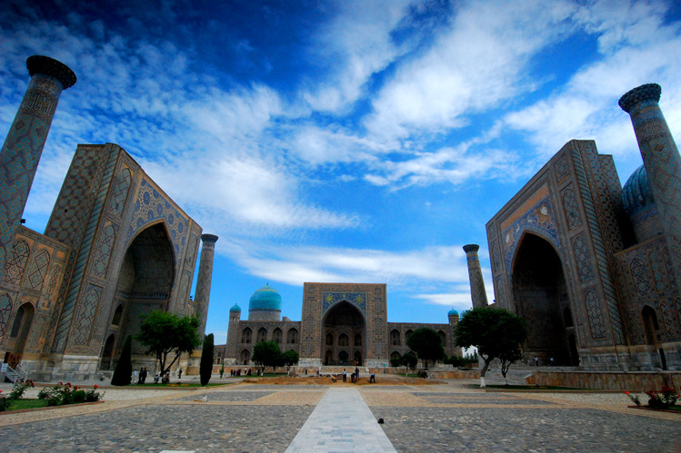 Ouzbekhistan