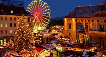 Les 5 plus beaux marchés de Noël de France