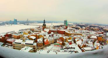 Riga, capitale européenne de la culture 2014