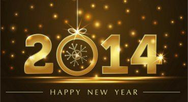Notre Playlist du Nouvel An 2014 !