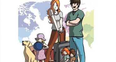 Voyager avec ses enfants : le témoignage de Marie