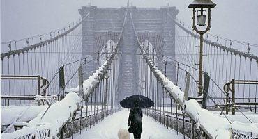 Etats Unis sous la neige : les plus belles photos