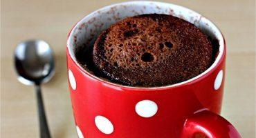 La recette du mug cake