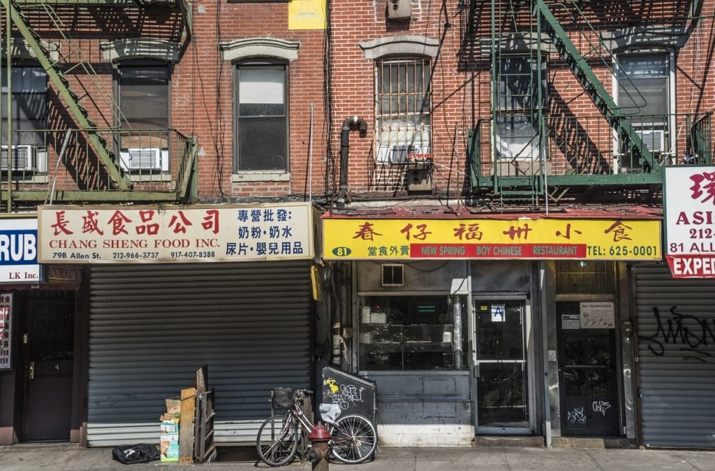 Chinatown New York - blog GO Voyages