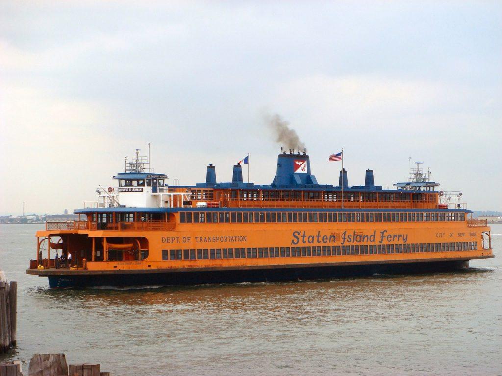 Staten Island Ferry - blog GO Voyages