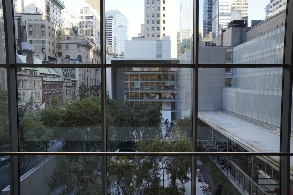 MOMA New York - blog GO Voyages