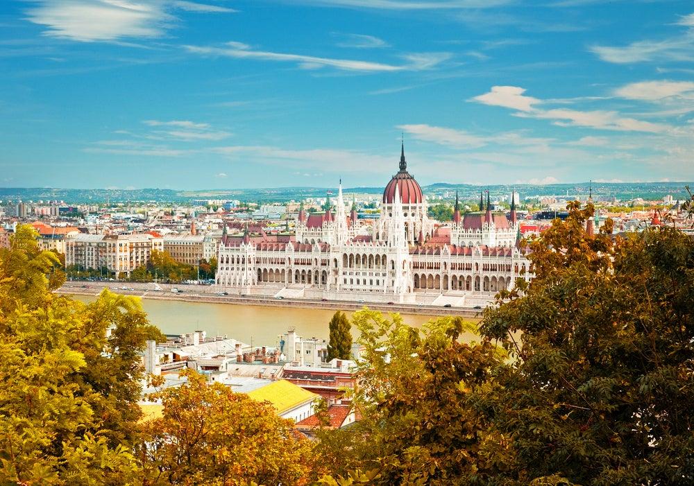 Vacances à Budapest