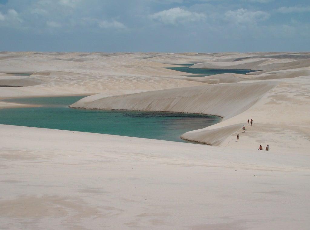 Nordeste Brésil