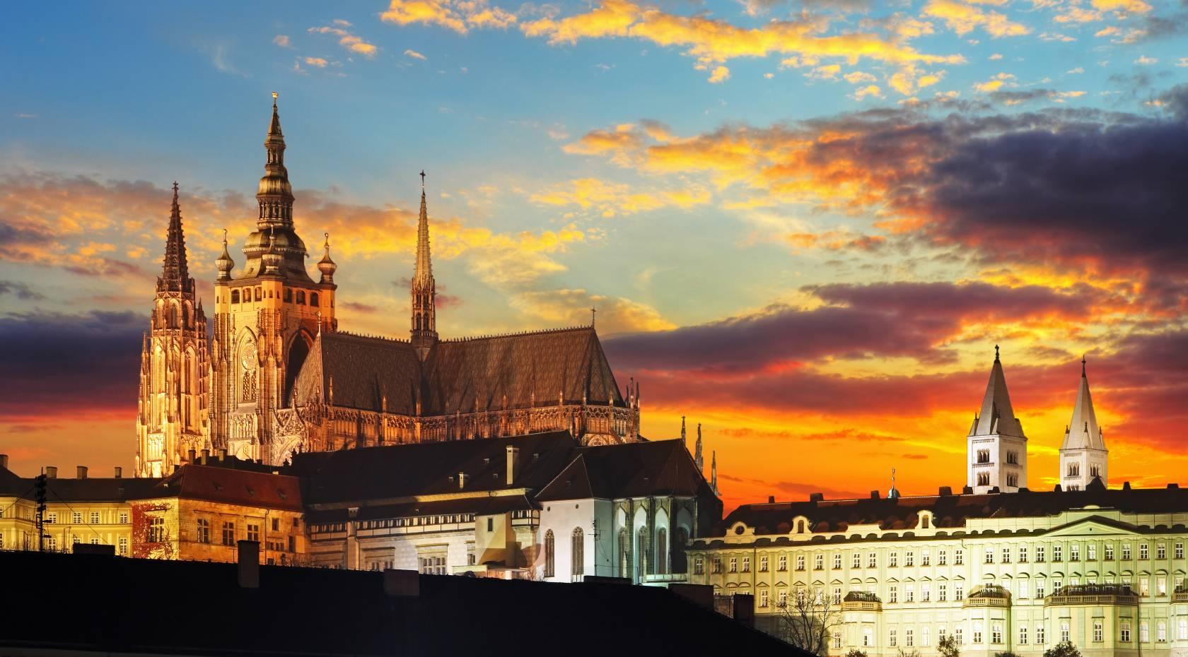 Voyage à Prague