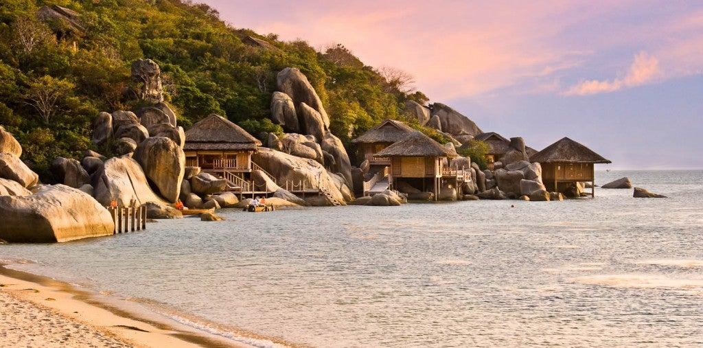 Merveilleux Hotels Vietnam Bord De Mer #6: Six Senses Ninh Bay, Vietnam