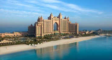 Les 10 hôtels les plus luxueux du monde