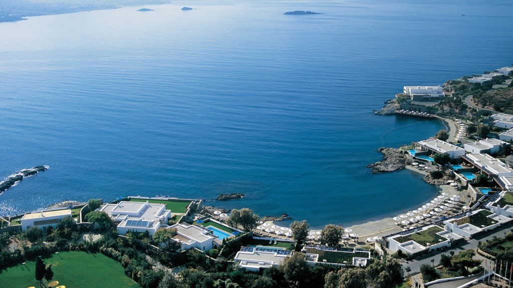 Grand Resort Lagonissi - blog GO Voyages