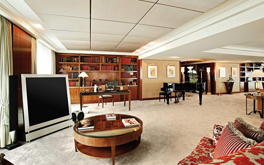 Le Président Wilson Hôtel de Genève - blog GO Voyages