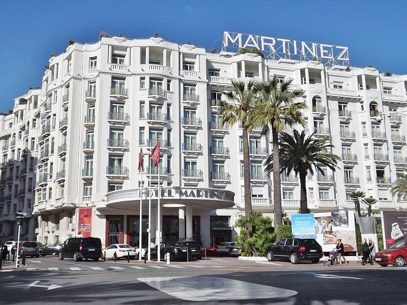 hôtel martinez - blog GO Voyages