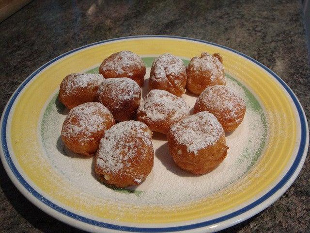 recette mardi gras buñuelos espagnols - blog go voyages