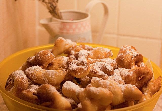 recettes mardi gras bugnes de carnaval - blog go voyages