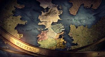Les vrais royaumes de Game of Thrones